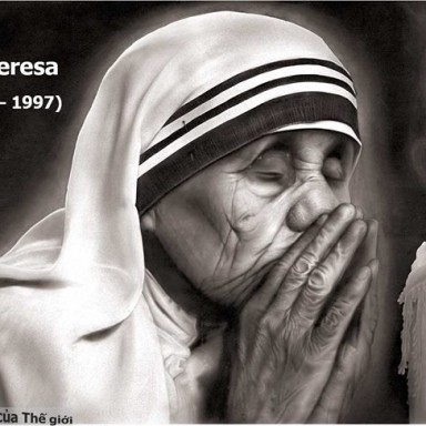 Video Bài hát Mẹ Têrêsa Calcutta