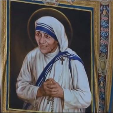 Thánh Lễ Tuyên Phong Hiển Thánh - Mẹ Teresa Calcutta