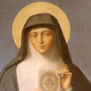 Ngày 16/10: Thánh Ma-ga-ri-ta Ma-ri-a A-la-côc - Trinh nữ (1647-1690)