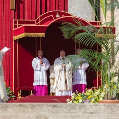 Bài giảng của Đức Thánh Cha trong thánh lễ tuyên thánh cho 5 vị Chân Phước ngày 13/10/2019