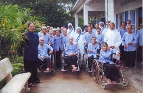 Sự Hiện Diện Của Mẹ Teresa Tại Việt Nam