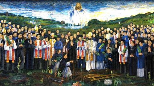 """""""KỶ NIỆM 30 NĂM PHONG THÁNH TỬ ĐẠO VIỆT NAM"""": Toà Thánh nâng 117 vị Tử đạo Việt Nam lên hàng Hiển Thánh"""