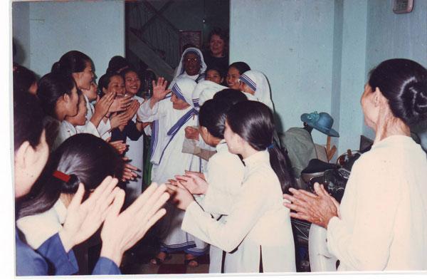 Căn nhà số 428 Huỳnh Văn Bánh, P. 14, Q. Phú Nhuận là CÁI NÔI ĐẦU TIÊN và là NHÀ MẸ của Dòng từ năm 1980 - 2009