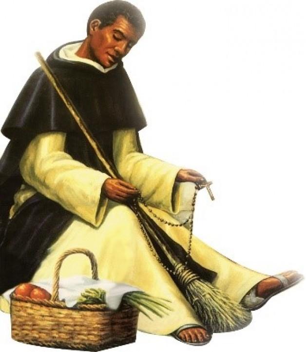 Ngày 3/11: Thánh Mac-ti-nô Po-ret - Tu sĩ (1579-1639)