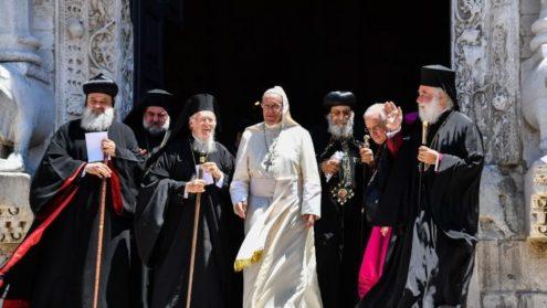 Đức Thánh Cha sẽ cử hành Thánh lễ tại Bari  nhân cuộc gặp gỡ vì hòa bình cho vùng Địa Trung Hải