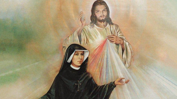 Ủy ban Phụng tự: NGÀY 05-10 lễ nhớ Thánh Faustina Kowalska: Bản văn Thánh lễ và Bài đọc