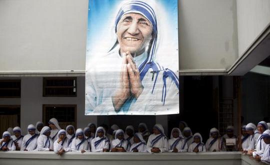 Đại dịch buộc các Nữ tu phải hủy bỏ sự kiện mừng kỷ niệm 110 ngày sinh của Mẹ Têrêsa