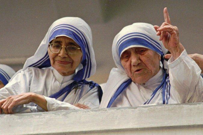 Những câu nói hay nhất về tình yêu, gia đình của Mẹ Teresa
