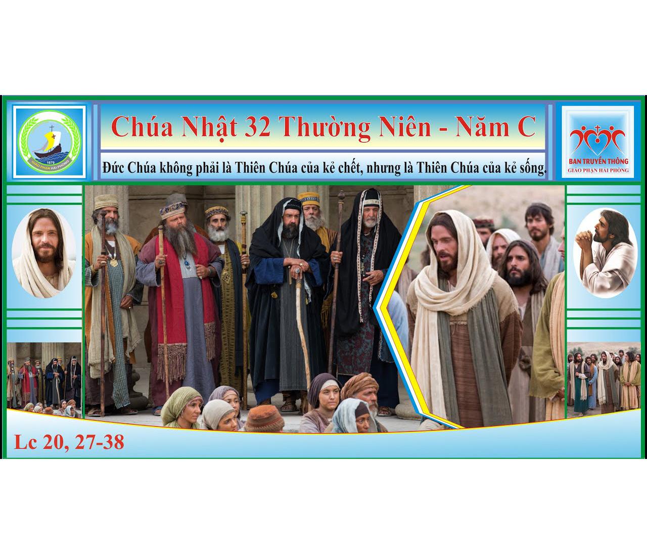 SUY NIỆM LỜI CHÚA CN 32 TN A - Lm Giu-se Ngô Ngọc Khanh