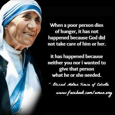 Mother Teresa speaks of love -  Mẹ Teresa Calcutta nói về tình yêu