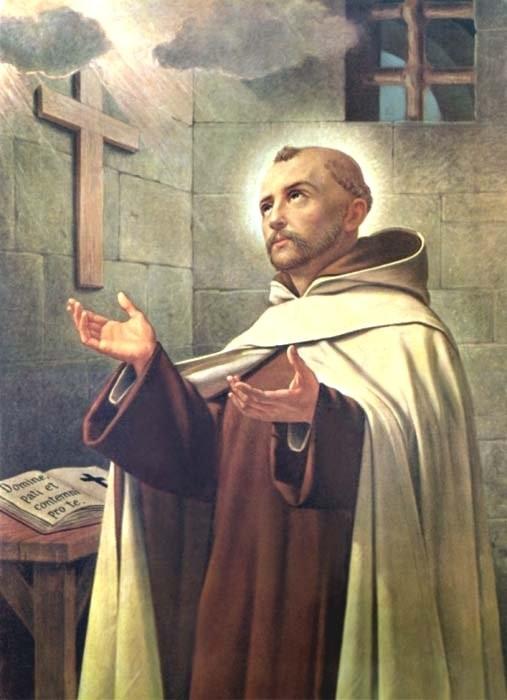 Ngày 14/12 - Thánh GIOAN THÁNH GIÁ - Linh Mục Tiến Sĩ (1542-1591)