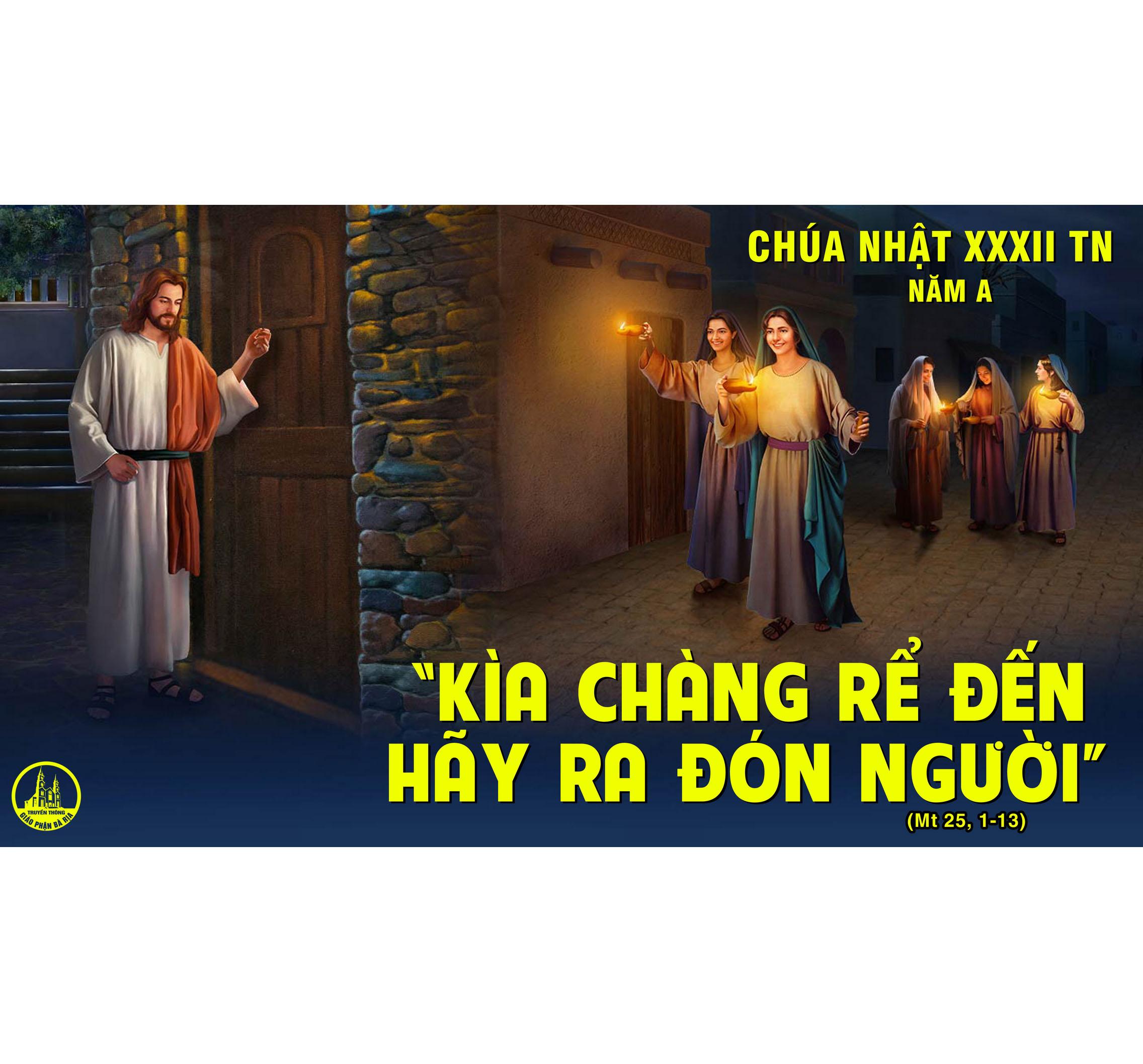 LỜI NGUYỆN CHUNG CHÚA NHẬT 32 TN A