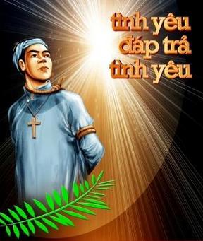 Ngày 24-11 Thánh Anrê Dũng Lạc và các Bạn tử đạo Việt Nam
