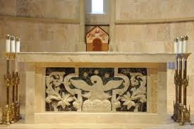 TÌM HIỂU PHỤNG VỤ :Vài vấn đề liên quan đến bàn thờ (P1)
