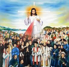 Lời nguyện tín hữu lễ Các Thánh Tử Đạo Việt Nam