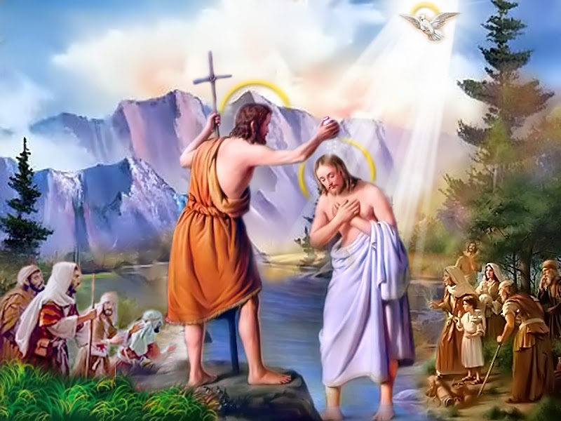 Suy Niệm Lời Chúa: Thứ Hai Sau Lễ Hiển Linh