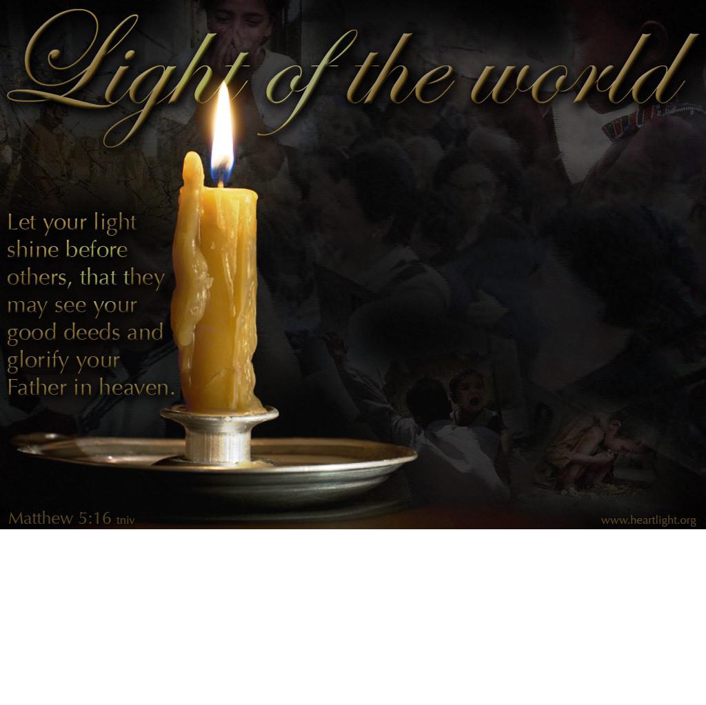 Kitô hữu - Người truyền lửa yêu thương của Chúa cho thế giới
