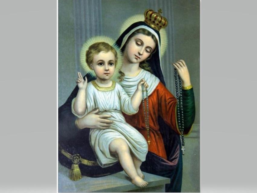 NGUỒN GỐC Lễ Đức Mẹ Mân Côi (Ngày 7 tháng 10)