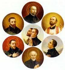 Ngày 19-10 - Thánh Isaac Jogues & Jean Brebeuf và các Bạn tử đạo Bắc Mỹ Châu