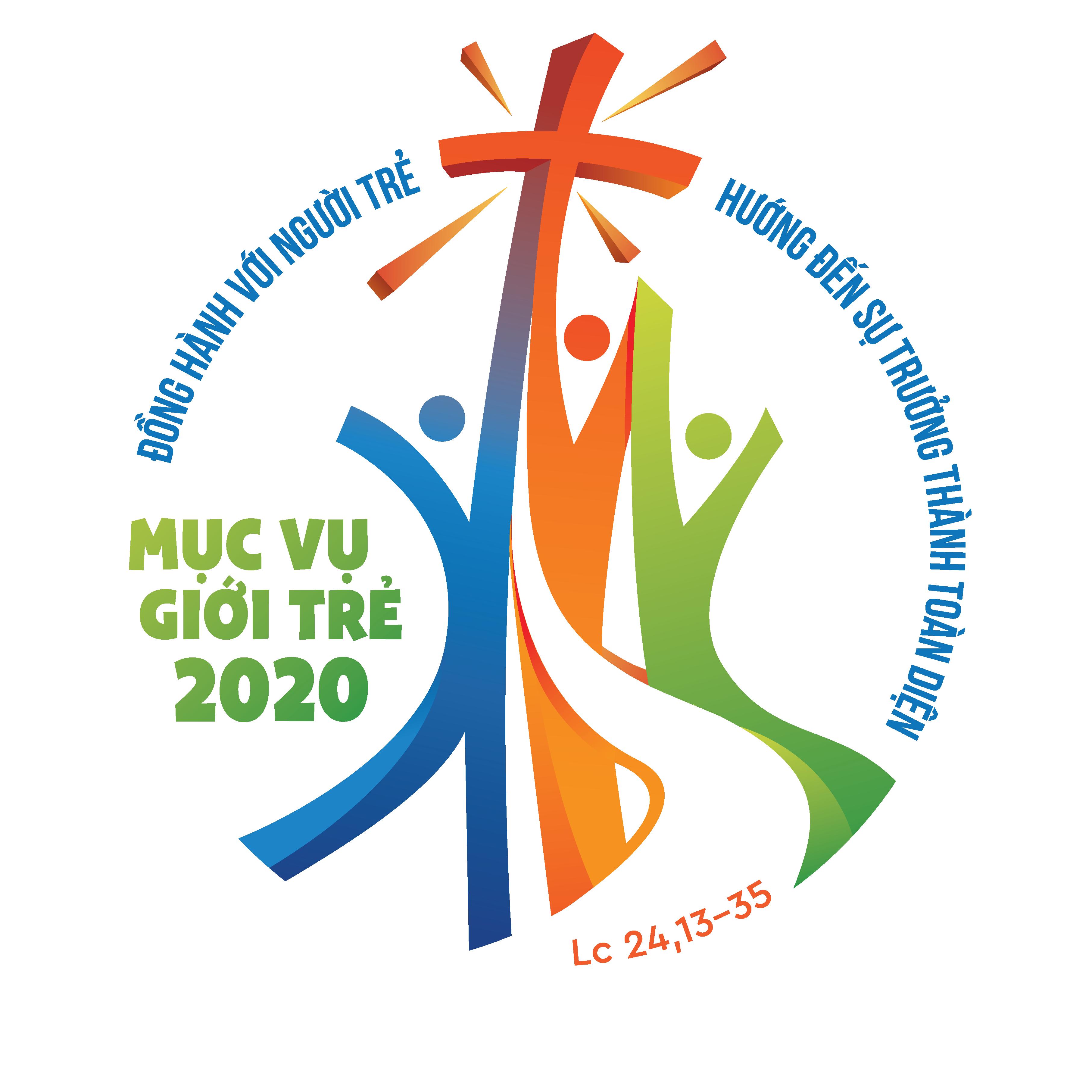 Công Bố Logo Năm Giới Trẻ 2020