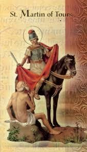 Ngày 11/11: Thánh Mac-ti-nô thành Tua - Giám mục, Tiến sĩ Hội Thánh (khoảng 317-397)