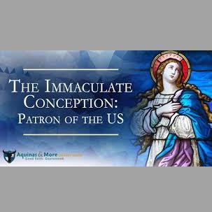 LỄ ĐỨC MARIA VÔ NHIỄM NGUYÊN TỘI -  Dẫn lễ và lời nguyện tín hữu