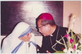 Mẹ thánh Teresa Calcutta sang Việt Nam 6 lần  (từ năm 1991 - 1995)