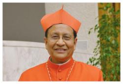 """Đức hồng y Charles Maung Bo (Yangon): """"Các Phật tử và những tín đồ Hồi giáo tin tưởng người Công giáo chúng tôi có thể tìm được con đường hoà giải cho đất nước Myanmar"""""""