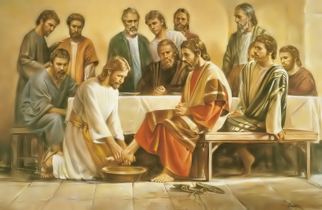HOA TRÁI CỦA TÌNH YÊU LÀ PHỤC VỤ