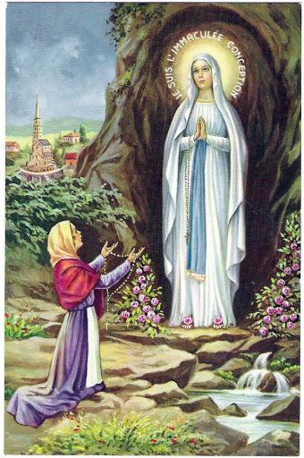 11/02/2020 - Lễ Đức Mẹ Lộ Đức : Đức Maria – Mẹ Của Lòng Thương Xót