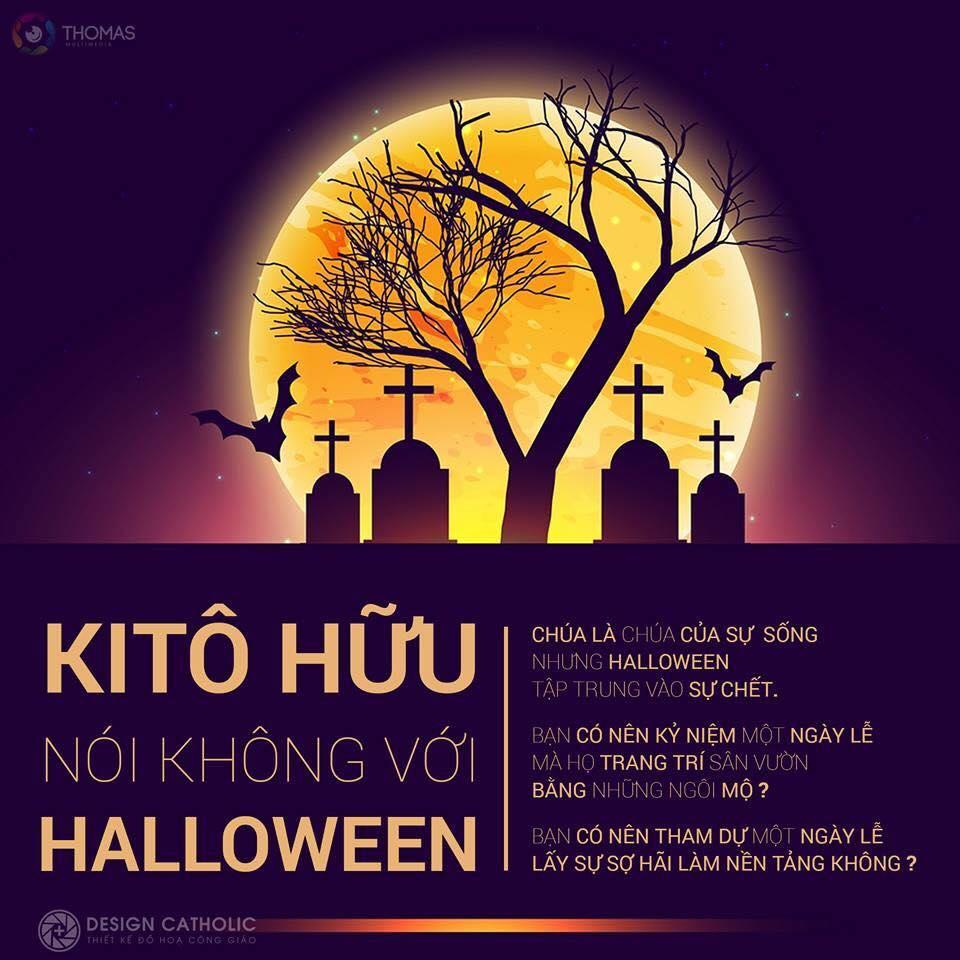 10 Lí Do Mà Người Công Giáo Không Nên Mừng Lễ Halloween