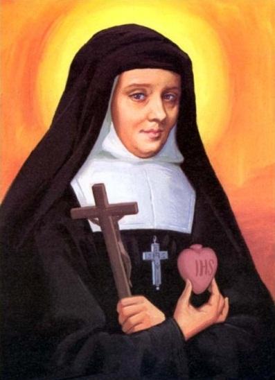 Ngày 12/12 - Thánh GIOANA PHANXICA CHANTAL (1572-1641)