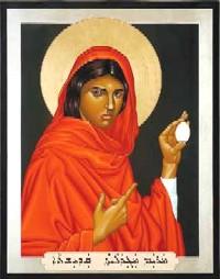 Thừ Bảy 22-7 : Thánh Maria Mađalêna