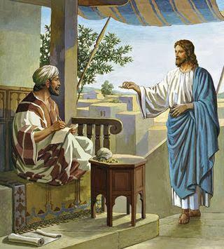 Kêu gọi người tội lỗi (18.01.2020 – Thứ Bảy Tuần 1 Mùa Thường niên)