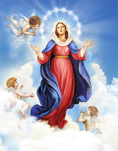 BẢI GIẢNG LỄ ĐỨC MẸ MARIA HỒN XÁC LÊN TRỜI(15/08/2021)