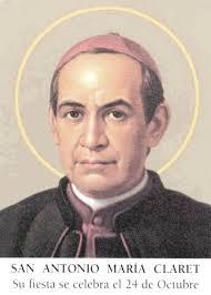 Ngày 24/10 – Thánh Antôn Claret, Giám mục (1807-1870)